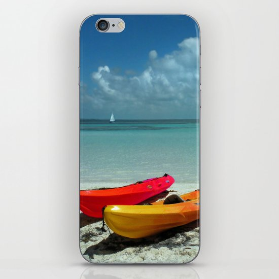 Shore Rest iPhone & iPod Skin