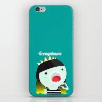 Mini Kreayhawn iPhone & iPod Skin