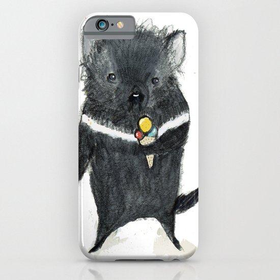 Tasmanian Devil iPhone & iPod Case