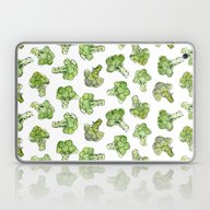 Broccoli Laptop & iPad Skin