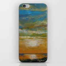 Hawaii Sunset iPhone & iPod Skin