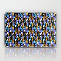 Harlequin pattern Laptop & iPad Skin