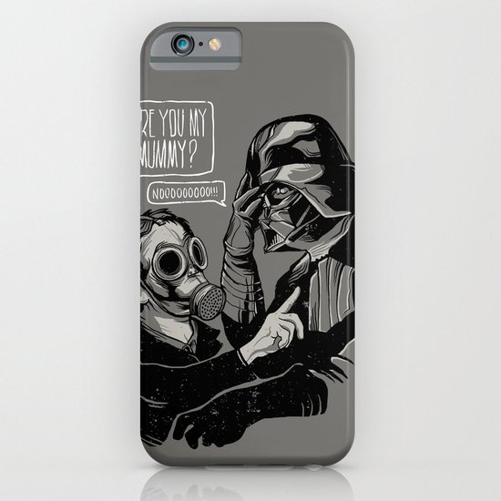 Are you my Mummy? iPhone & iPod Case
