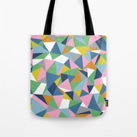 Abstraction #5 Tote Bag