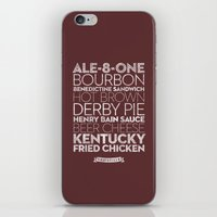 Louisville — Delicious City Prints iPhone & iPod Skin