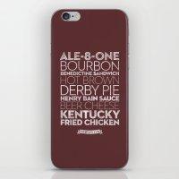 Louisville —Deliciou… iPhone & iPod Skin