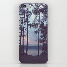 Sunset at White Lake State Park, NH iPhone & iPod Skin