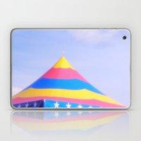 Circus tent Laptop & iPad Skin