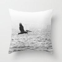 fishing... Throw Pillow