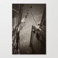 Kerkyraika Perigrammata #02 Canvas Print