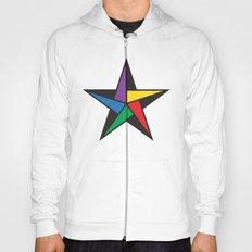 Geometric star - to wear Hoody