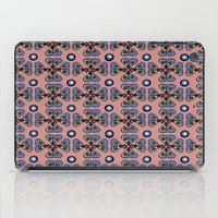 Butterflies And Dots iPad Case
