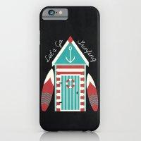 Let's Go Surfing. iPhone 6 Slim Case