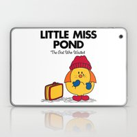 Little Miss Pond Laptop & iPad Skin
