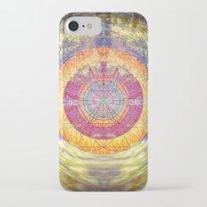 Hidden Mandala iPhone 7 Slim Case