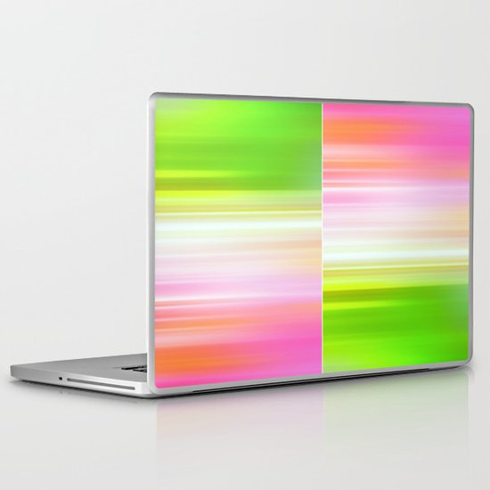 The Sound of Light and Color II Laptop & iPad Skin