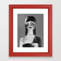 Not All Good Things Come To An End (Clean) Framed Art Print