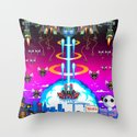 FINAL BOSS - Variant version Throw Pillow