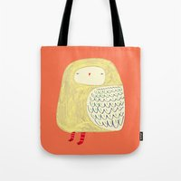 Cute Owl. owl art, owl illustration, owl print, owl decor, nature,  Tote Bag
