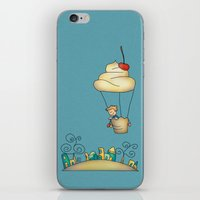 Sweet world iPhone & iPod Skin