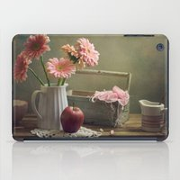 In the spring mood iPad Case