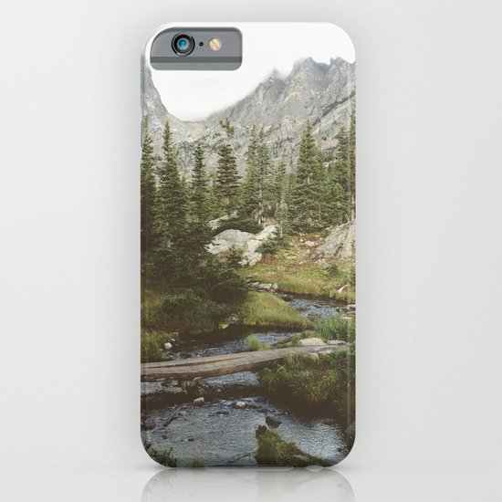 Dream Lake Creek iPhone & iPod Case