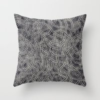 Lover's knot Throw Pillow