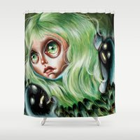 Mother Of Spirits :: Pre… Shower Curtain