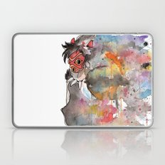 Rainbow Princess Mononok… Laptop & iPad Skin