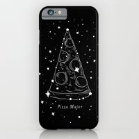 iPhone & iPod Case featuring Pizza Major by Julia Sonmi Heglund