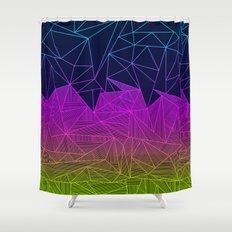 Bailey Rays Shower Curtain