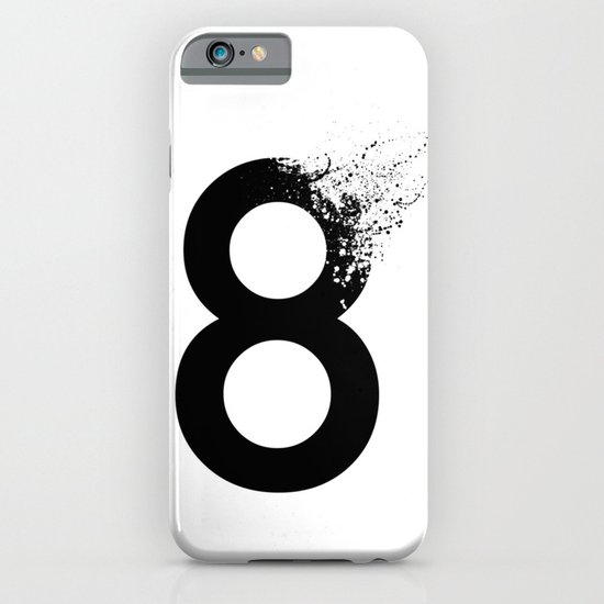 8_ iPhone & iPod Case