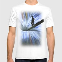 Into the Unknown Mens Fitted Tee White SMALL
