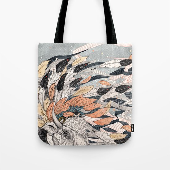 Magic Breeze Tote Bag