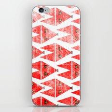 Foxy Pattern iPhone & iPod Skin