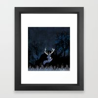 Let Me Go Home. Framed Art Print