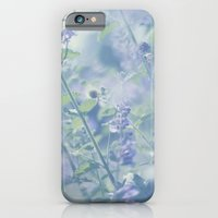 iPhone & iPod Case featuring BLUE by SUNLIGHT STUDIOS  Monika Strigel
