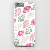 Leaf Print iPhone 6 Slim Case
