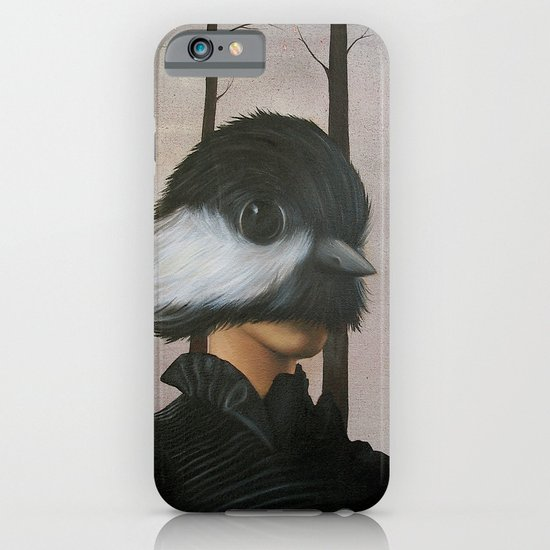 Tommy Nobody iPhone & iPod Case
