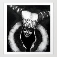 Rita Repulsa Art Print