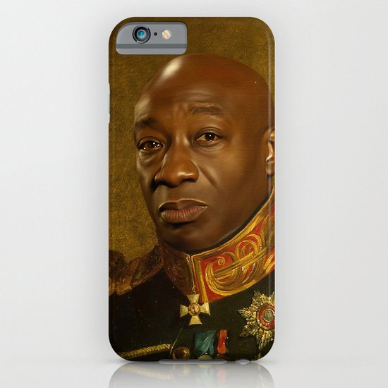 Michael Clarke Duncan - replaceface iPhone & iPod Case
