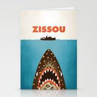 Zissou Stationery Cards