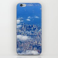 Tiny Manhattan iPhone & iPod Skin