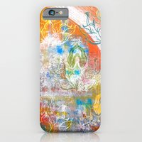 Collage de Mudra iPhone 6 Slim Case