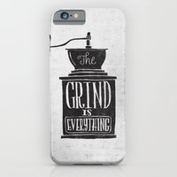 iPhone & iPod Case featuring the daily grind by Matthew Taylor Wilson