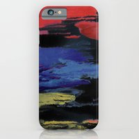 Primary Night Sky iPhone 6 Slim Case