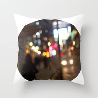 People Are Beautiful Throw Pillow
