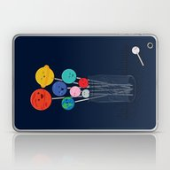 Planet Pops Laptop & iPad Skin