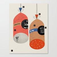COLORADORE 023 Canvas Print