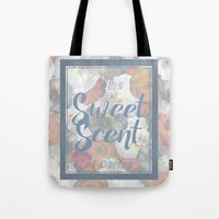 The Sweet Scent of Spring Tote Bag